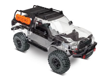 Traxxas TRX82010-4 TRX-4 Sport Assembly Kit: 4WD (No electronics)